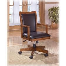 Wood Desk Chair by Office Chairs Home Office Furniture Bedmart Redding
