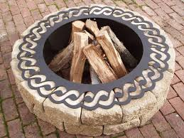 Firepit Rings 48 Best Metal Pit Ideas Images On Pinterest Outdoor