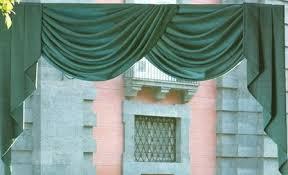 tende con drappeggio drappeggio 310 sicilia tende