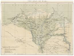 Delta Interactive Route Map by The Nile Delta Alexandria Cairo And The Suez Canal 1883 Maps