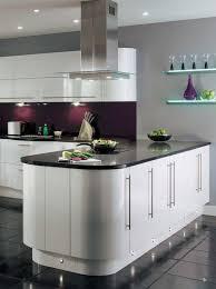 Purple Kitchen Cabinets Modern Kitchen Color Schemes White Kitchen Cabinets Purple Walls Purple Modern Cabinets