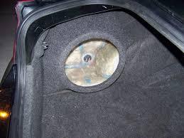 2013 honda accord subwoofer fiberglass subwoofer enclosure ebay