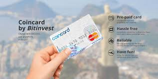 prepaid debit cards for bitinvest launches prepaid bitcoin debit card