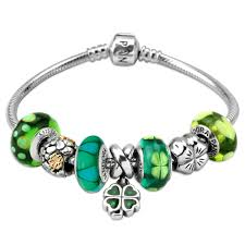 bracelet lucky charm images Authentic pandora lucky charms bracelet clearance deals jpg