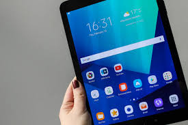 Galaxy Clock Samsung Introduces Galaxy Tab S3 At Mwc 2017 With 9 7 Inch Display