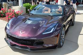official black rose metallic color thread corvetteforum