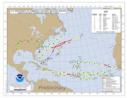 hurricanes and tropical storms annual 2015 state of the