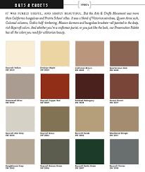 arts and crafts exterior paint visit sherwin williams com