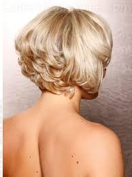 stacked in back brown curly hair pics stacked bob haircut back view bob hairstyles that are