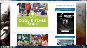 how to install the sims 4 cool kitchen full pc game youtube