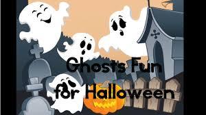 halloween in inglese ghosts fantasmi youtube