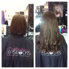 hagan hair extensions easilocks hair extensions at macs glasgow certified salon