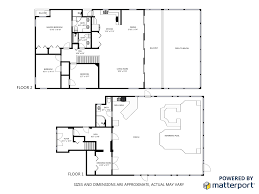 Loading Dock Floor Plan by Bay Front Beauty Fort Myers Beach Vacation Rental Bay Views