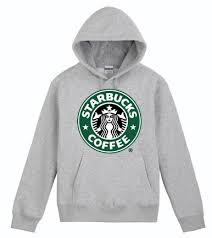 starbucks coffee hoodie on the hunt