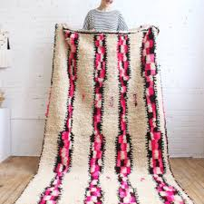 Rugs From Morocco Azilal Rugs Colourful Wool Azilal Rugs From Morocco Handmade