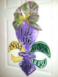 mardi gras door decorations wooden door decorations handballtunisie org