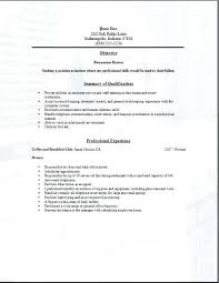 professional resume format exles high school resume