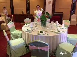 table setting western style hotel skills duration all show zhuozheng elegant demeanour