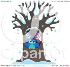 clay sculpture clipart decorative owl looking right royalty free