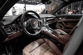 Porsche Panamera Red Interior - 2015 porsche panamera exclusive dr mcdreamy heat up l a show