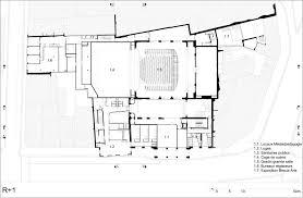 Van Gogh Museum Floor Plan by Théâtre De Liège In Lüttich Glas Kultur Baunetz Wissen