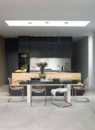 Contemporary Kitchen Designs Small Living Room With Kitchen Designs The Perfect Home Design