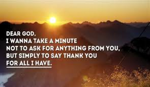 benefits of thanksgiving to god thank you for my blessings inspirations