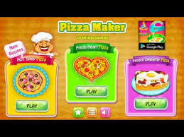 jeux cuisine de pizza pizza maker jeux de cuisine applications sur play