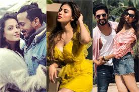 international vacation diaries tv actors ring new years abroad
