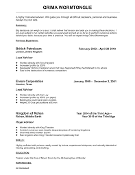 Help Create A Resume Help To Create A Resume Free Resume Example And Writing Download