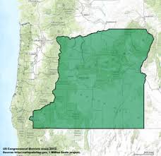 map of oregon 2 oregon s 2nd congressional district