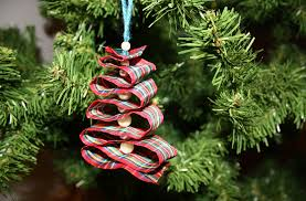 decorations how to make tartan christmas decorations