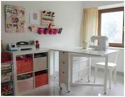 diy folding sewing table marvelous ikea products for your sewing space see kate sew table