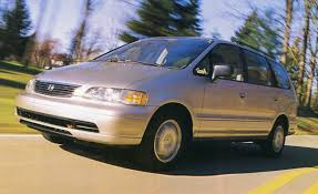 1996 honda odyssey review 1995 honda odyssey ex archived instrumented test reviews car