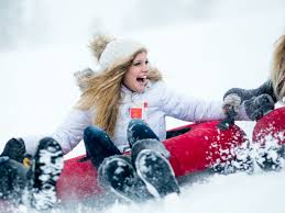 snow tubing in mccall brundage mountain resort