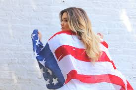 Chicago Flag Star Star Spangled Natalie In The City A Chicago Plus Size Fashion