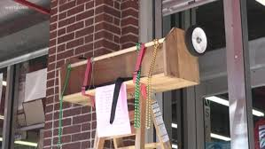 mardi gras ladders for sale wwltv residents help save 75 ladders from city s mardi gras