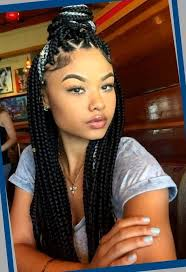 braid hairstyles for long natural hair pin by african american hairstyles on natural hair styles