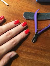 free images red color paint painting nail polish art nails