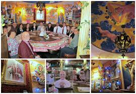 Buca Di Beppo Pope Table by Cbus52 Columbus In A Year Buca Di Beppo Arena District