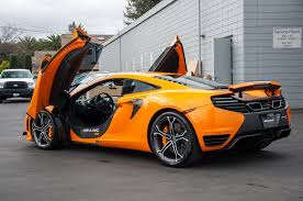 orange mclaren 12c mclaren mp4 12c hs 220 orange supercar wallpaper 1600x1063
