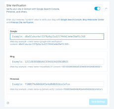 site verification tools jetpack for wordpress