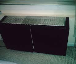 ikea hack radiator cover 7 steps