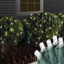 trim a home led 100ct net lights clear colored