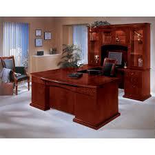 U Shape Office Desk by U Shaped Office Desk With Hutch Hostgarcia