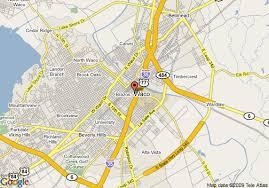 map waco map of clarion inn waco waco