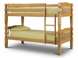 Julian Bowen Chunky Bunk Amazoncouk Kitchen  Home - Solid pine bunk bed
