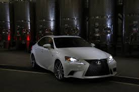 lexus sedan 2014 first drive every 2014 lexus is kicks the fast lane car
