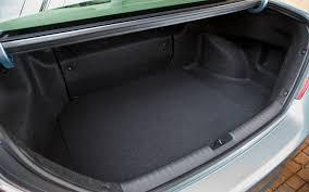 2013 honda accord trunk space 2012 honda civic reviews and rating motor trend