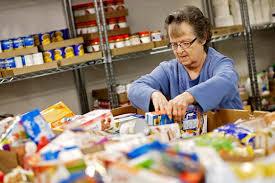Salvation Army Volunteer Thanksgiving Volunteering The Salvation Army
